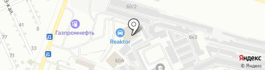 Avto-Life на карте Омска