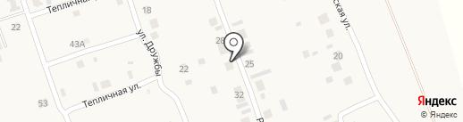 ТАПЛОС на карте Новоомского