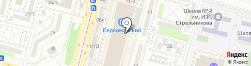 RBT.ru на карте Омска
