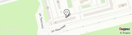 МедиаМаркет86 на карте Сургута
