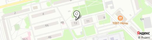 Потеряшки на карте Сургута