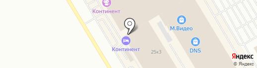 Краснодеревщик на карте Омска