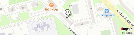 SRJ Creative на карте Сургута