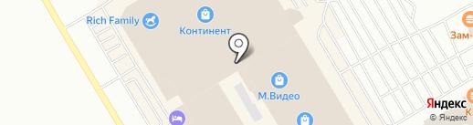Банкомат, ОТП банк на карте Омска