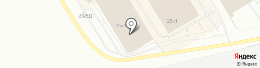 SeLen на карте Омска