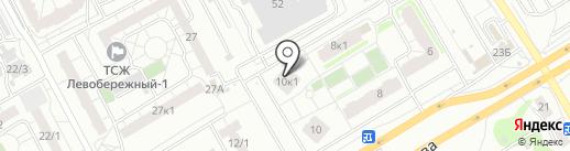 Волшебный шар на карте Омска