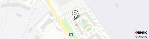 Фаберлик на карте Омска