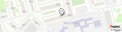 Egoist на карте Сургута