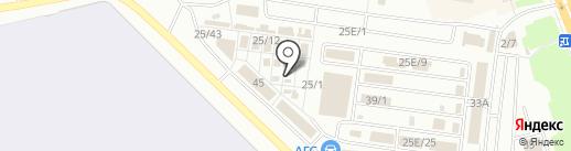 Мастерская по ремонту бензоинструмента на карте Омска