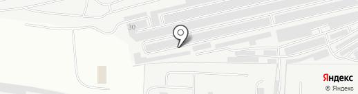 Техникс на карте Сургута