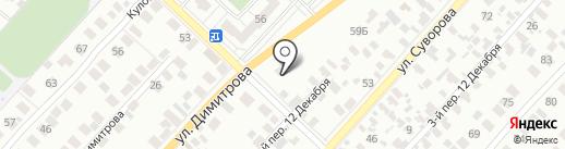 МобилиСТО на карте Омска