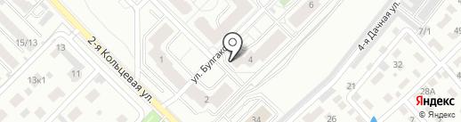 Старгород на карте Омска