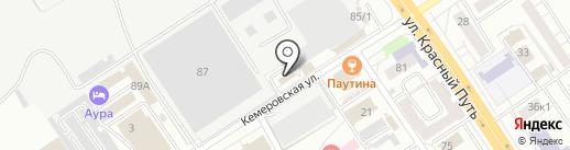 ААА Авто M.A.G. на карте Омска