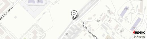 Реаниматор на карте Омска