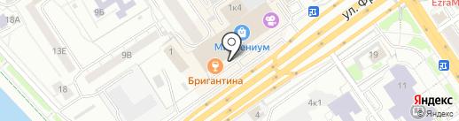 Chance Jewelry на карте Омска