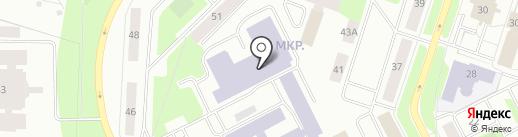 Сургутский государственный педагогический университет на карте Сургута