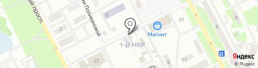 Иконно-православная лавка на карте Сургута