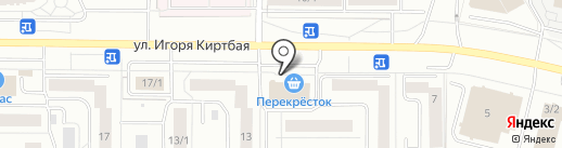 Агро-Сургут на карте Сургута