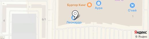 Sony Centre на карте Сургута