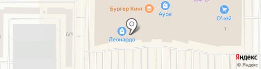 Sela на карте Сургута