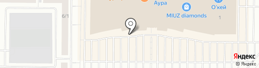 Incanto на карте Сургута