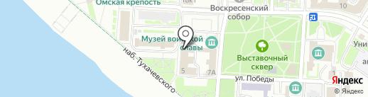 G-Shop на карте Омска