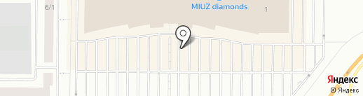 SUNLIGHT на карте Сургута