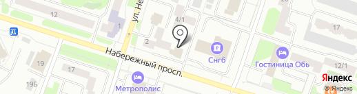 АБСОЛЮТ на карте Сургута