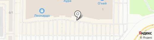 Anna Verdi на карте Сургута