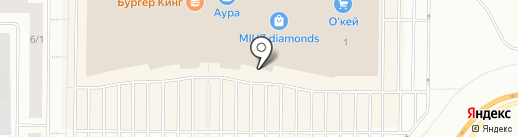 ACCENT на карте Сургута