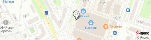 ЗА15минут на карте Сургута