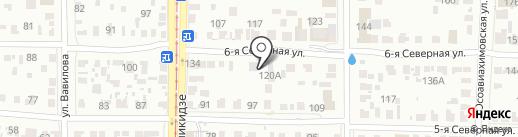 МебельАрт на карте Омска