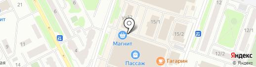 CITY CLASS на карте Сургута
