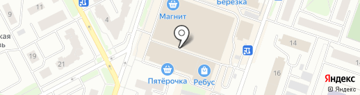 Samson на карте Сургута