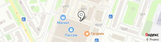 TRUVOR на карте Сургута