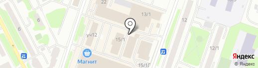 РЕВЕРС на карте Сургута