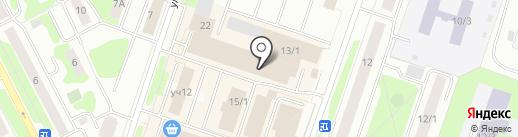 SLON на карте Сургута
