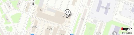 Goodwill tour на карте Сургута