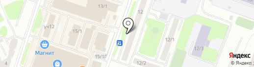 Рукодельница на карте Сургута