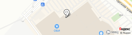 Магазин продуктов пчеловодства на карте Сургута