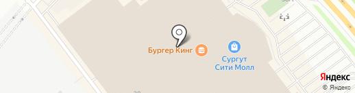 Frank Valder на карте Сургута