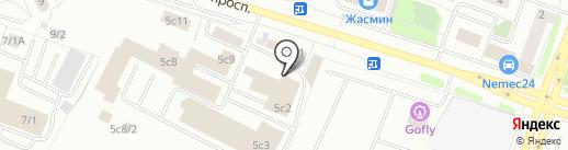 Цветы для любимых на карте Сургута