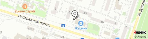 Сладости Казахстана на карте Сургута