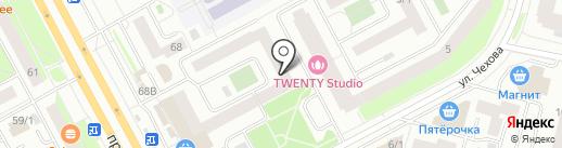 Favorite coffee Сургут на карте Сургута