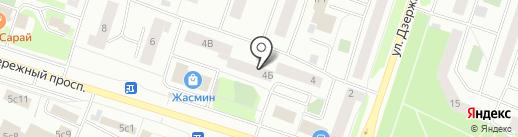 Сургутский Таджикский Национально-Культурный центр ВАХДАТ на карте Сургута