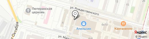 Секонд-хенд на карте Омска