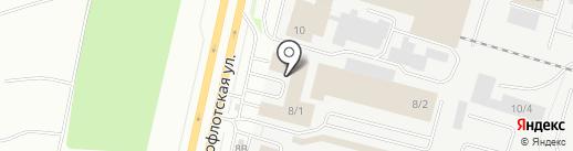 Gold Rich на карте Сургута
