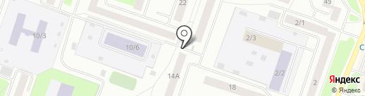 Багетная мастерская №1 на карте Сургута