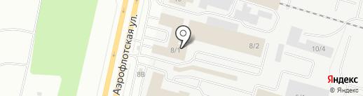 Закусочная на карте Сургута