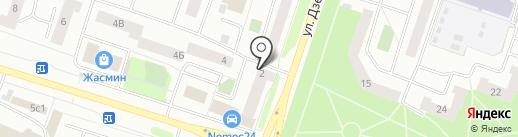 FIT-N-GO на карте Сургута